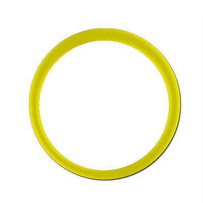 Anel de identificação para cabos XLR PRO Amarelo - Santo Angelo