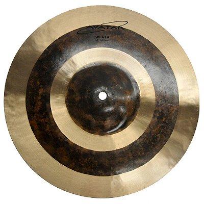 "Prato Splash 12"" AVS12DU Série DUALTONE Bronze B20 - Avatar"