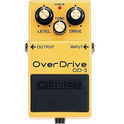 Pedal Overdrive OD-3 - Boss