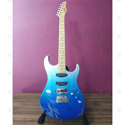 Guitarra Brasil STELLA H3 C/SE OF Ocean Fade Metallic - Tagima