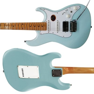 Guitarra Brasil STELLA C/WH VB Vintage Blue - Tagima