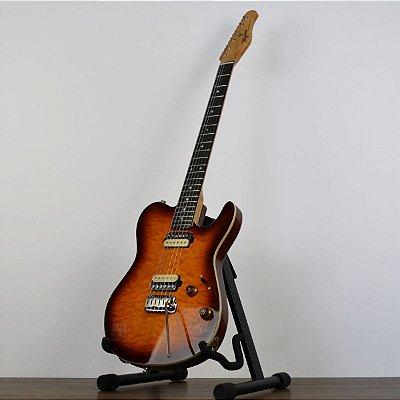 Guitarra Tagima Telecaster GRACE-700 Cacau Santos HB Honey Burst