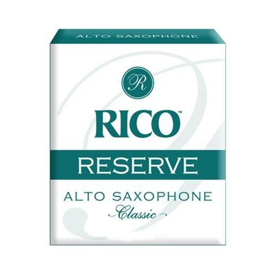 Palheta para Sax Alto 2,5 DJR1025 - Rico Reserve