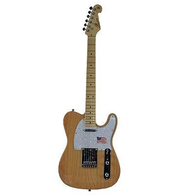 Guitarra Telecaster Vintage Swamp ASH STLASH NA - SX