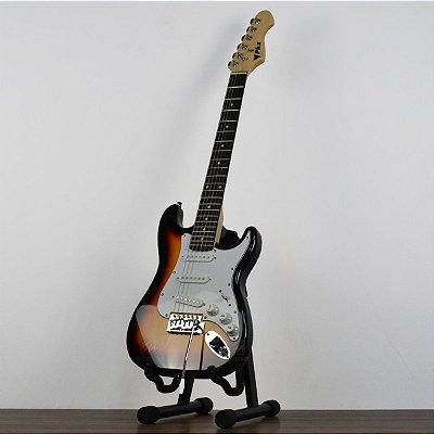 Guitarra Juvenil Strato 3/4 IST1-3TS Sunburst - PHX