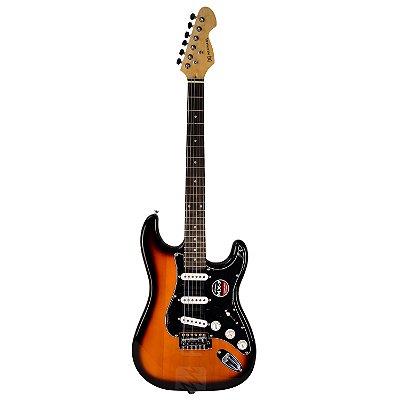 Guitarra Strato Circuito MX-7 GM227N SK - Michael