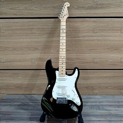 Guitarra Strato Vintage SST57 BK Preta - SX