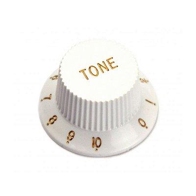 Knob Guitarra Strato Tone White - Santo Angelo 10820