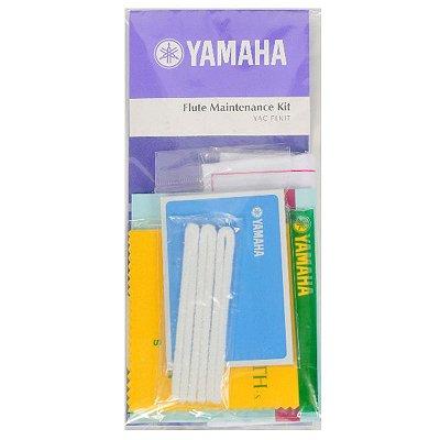 Kit Limpeza para Flauta Transversal e Picolo c/ 5 produtos YAC FLKIT FL-M - Yamaha