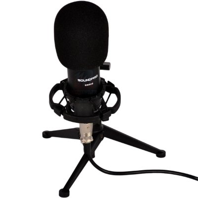 Microfone Condensador BM800 - Soundpro ST SC