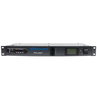 Painel de Energia 8 Tomadas + 1 Frontal Display Digital USB/SD/FM/BT OAC-MP3 - Oneal