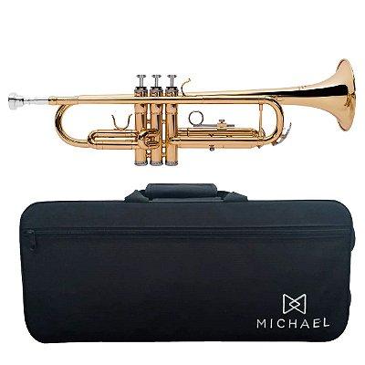 Trompete Sib Laqueado WTRM30N - Michael