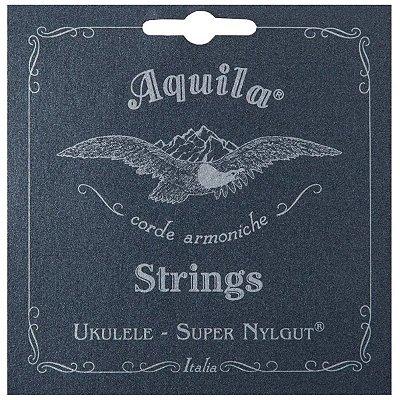 Encordoamento Ukulele Soprano Super Nylgut Low G AQ 101U SL - Aquila