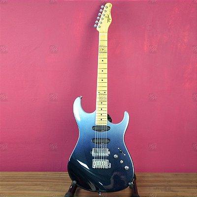 Guitarra Brasil STELLA H3 Pearl Black Fade Metall BF C/SE - Tagima