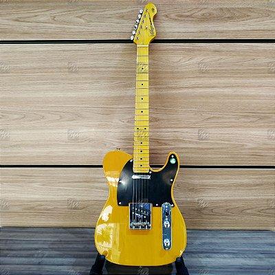 Guitarra Telecaster V52 Reissued Series V52 BS (Butterscotch) - Vintage