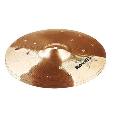 "Prato Chimbal Hi Hat 14"" RV14HH Revolution Pro 10 - Orion"