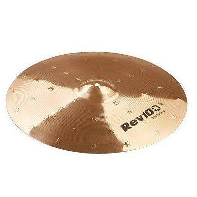 """Prato Ataque Thin Crash 18"""" Revolution Pro 10 RV18TC - Orion"""
