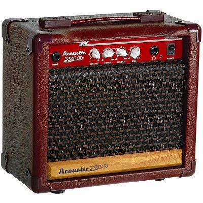 Amplificador para Violão / Cavaco ACOUSTIC V10 ESPECIAL - Meteoro