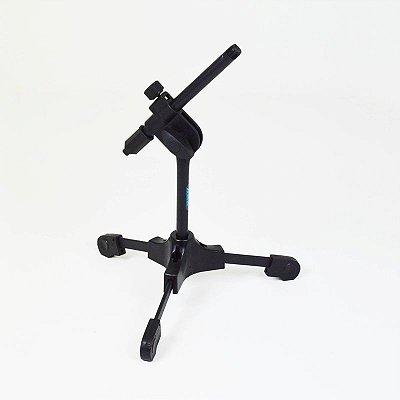 Pedestal para Microfone de Mesa ou Bumbo SPM LIGHT - ASK