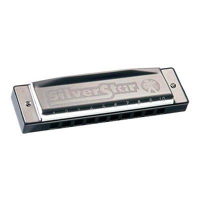 Harmonica Silver Star 504/20 D (Ré) - Hohner