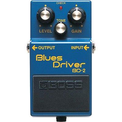 Pedal Blues Driver BD-2 Para Guitarra - Boss F2875