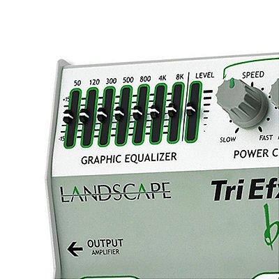 Pedal para Baixo TriEfx Driver & Booster, Chorus e Equalizador TRIBS - Landscape