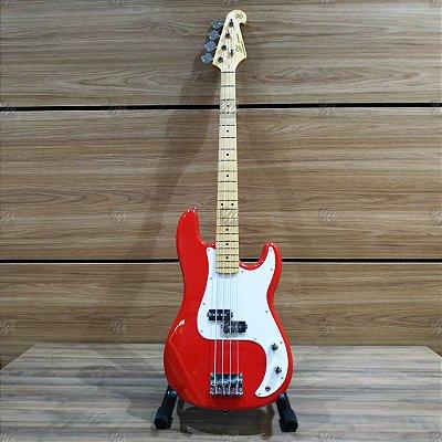 Baixo 4 cordas Precision Bass SPB57+ C/ Bag BB400 FR - SX