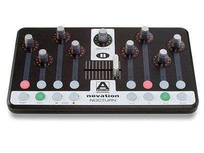 CONTROLADOR MIDI NOCTURN - NOVATION
