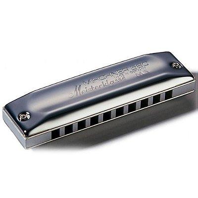 HARMONICA MEISTERKLASSE 580/20 D - HOHNER