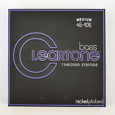 Encordoamento para Baixo 4C 45-105 Bass Medium - Cleartone