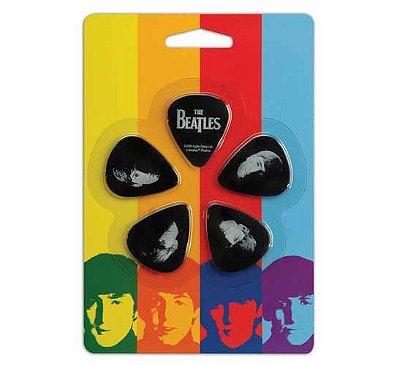 Palheta PLANET WAVES The Beatles 10 un BMET HV 1 CBK6-10B2
