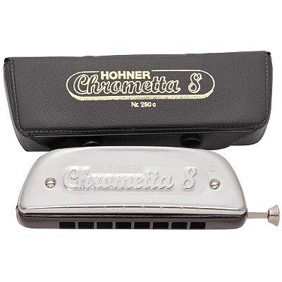 Harmonica 250/32 Chrometta 8 - Hohner