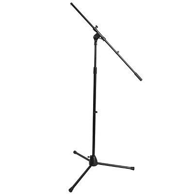 Pedestal para Microfone Girafa Euro Boom MS7701B - On Stage