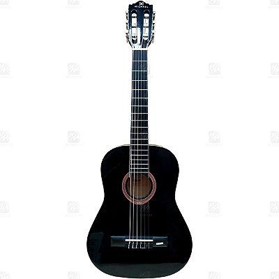 Violão Michael Infantil 1/2 Go Play VM11E BK