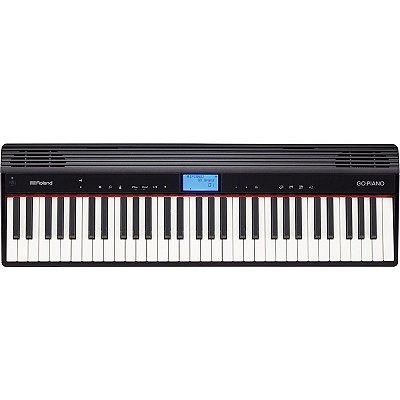 Piano Digital 61 Teclas GO-61P Go-Piano - Roland