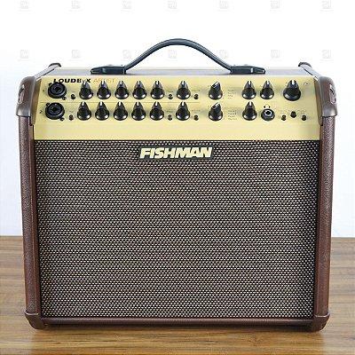Amplificador Para Violão e Voz Loudbox Artist PRO-LBX-EX6 120w Com Efeitos - Fishman