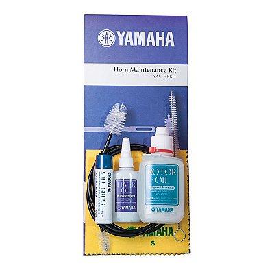 Kit de Limpeza para Trompa Horn HR-M Flanela Amarela - Yamaha