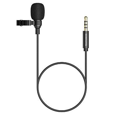 Microfone Lapela para Celular SMART MIC - Telefunken