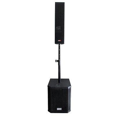 Sistema de Caixa Vertical Array CO 02 - Boxx