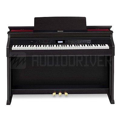 Piano Casio AP-650M Celviano Preto