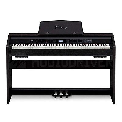Piano Casio PX-780M Privia Preto