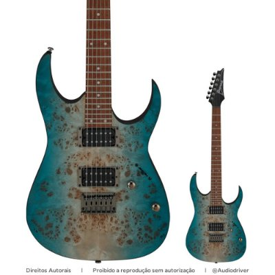 Guitarra Ibanez RG 421PB Super Strato CHF