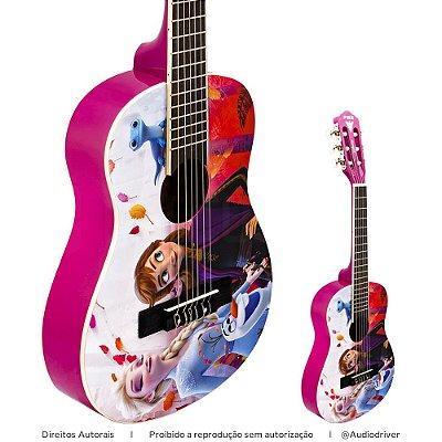 Violão PHX Infantil Disney VIF-3 Frozen 2