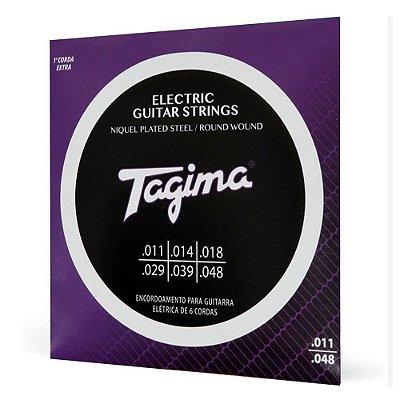 Encordoamento Tagima para Guitarra 011 TGT