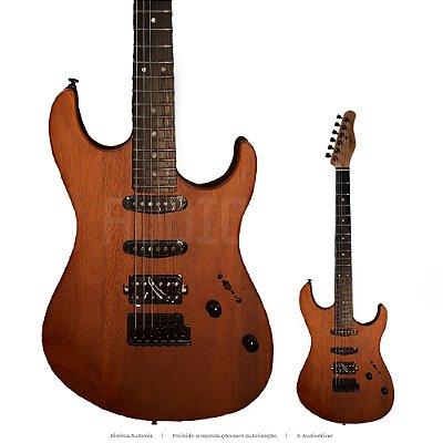 Guitarra Tagima Super Strato Stella Mahogany NTS DF