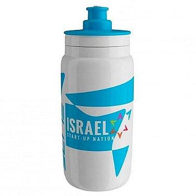 CARAMANHOLA ELITE FLY 550 ML   ISRAEL START-UP NATION BRANCO E AZUL