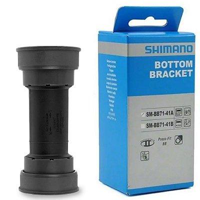 MOVIMENTO CENTRAL SHIMANO SM-BB71-41A PRESS FIT SELADO DE 41X92MM