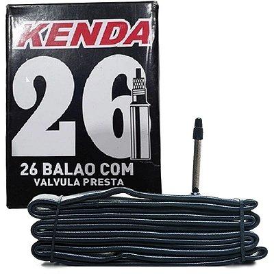 CÂMARA DE AR KENDA26X1.9/2.125 - VÁLVULA PRESTA DE48 MM