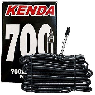 CÂMARA DE AR KENDA 700X23/25C - VÁLVULA PRESTA DE 60MM