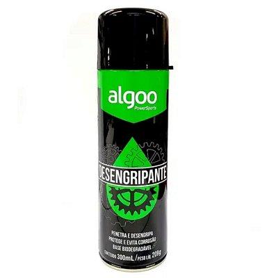 ÓLEO SPRAY ALGOO DESINGRIPANTE/ANTICORROSIVO 300 ML